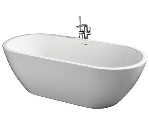 Ideal Standard Sottini Rotaldo Free Standing Bath - 1900 x 900mm